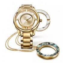 Relógio Feminino Juliana Paes Technos Elegance Signature Analógico Dourado GL30FK/K4X - Technos