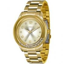 Relógio Feminino Lince Analógico  - Resistente à Água LRG4360L C2KX