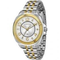 Relógio Feminino Lince Analógico  - Resistente à Água LRTJ060L B2SK