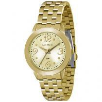 Relógio Feminino Lince LRG4307L - Analógico Resistente à Água