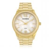 368d982cc27 Relógio Feminino Mondaine Analógico 76596LPMVDE7 Dourado -