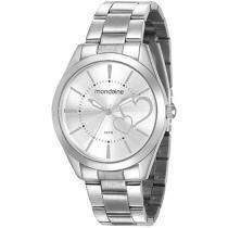 Relógio Feminino Mondaine Analógico - Resistente à Água 53690L0MGNE3
