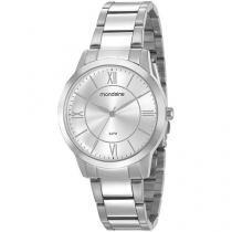 Relógio Feminino Mondaine Analógico - Resistente à Água 53698L0MGNE2