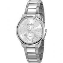 Relógio Feminino Mondaine Analógico - Resistente à Água 53699L0MGNE2