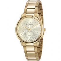 Relógio Feminino Mondaine Analógico - Resistente à Água 53699LPMGDE1