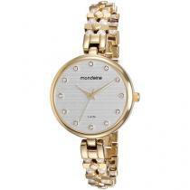 Relógio Feminino Mondaine Analógico - Resistente à Água 76595LPMVDM1