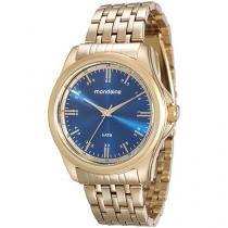 Relógio Feminino Mondaine Analógico - Resistente à Água 76598LPMVDE1