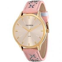 Relógio Feminino Mondaine Analógico  - Resistente à Água 76610LPMVDH3