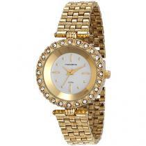 Relógio Feminino Mondaine Analógico - Resistente à Água 76627LPMVDM2