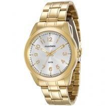 Relógio Feminino Mondaine Analógico - Resistente à Água 78654LPMVDA2