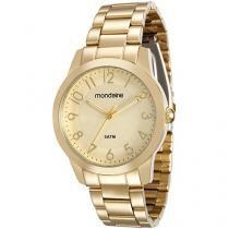 Relógio Feminino Mondaine Analógico - Resistente à Água 78660LPMVDA1