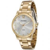 Relógio Feminino Mondaine Analógico - Resistente à Água 78661LPMVDA1