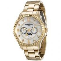 Relógio Feminino Mondaine Analógico - Resistente à Água 78664LPMVDA1