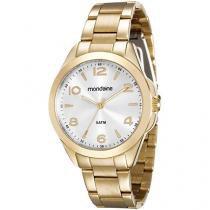 Relógio Feminino Mondaine Analógico - Resistente à Água 78677LPMVDA2