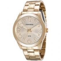 Relógio Feminino Mondaine Analógico - Resistente à Água 78703LPMVDA1