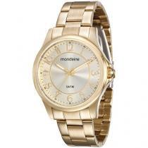 Relógio Feminino Mondaine Analógico Resistente à Água 78711LPMVDA1