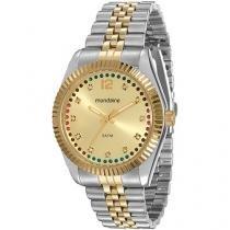 Relógio Feminino Mondaine Analógico  - Resistente à Água 94789LPMVBS3