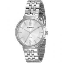 Relógio Feminino Mondaine Analógico - Resistente à Água 94801L0MVNE1