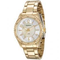 Relógio Feminino Mondaine Analógico - Resistente à Água 94927LPMVDE1