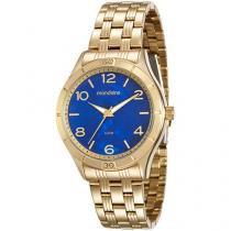 Relógio Feminino Mondaine Analógico  - Resistente à Água 94929LPMVDE1