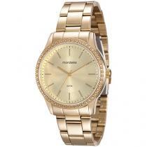 Relógio Feminino Mondaine Analógico - Resistente à Água 94974LPMVDE1