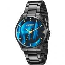 Relógio Feminino Mondaine Analógico  - Resistente à Água 99089LPMVPE3
