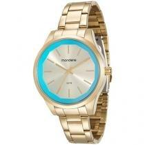 Relógio Feminino Mondaine Analógico  - Resistente à Água 99093LPMVDE1