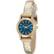 Relógio Feminino Mondaine Analógico  - Resistente à Água 99096LPMVDH1