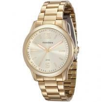 Relógio Feminino Mondaine Analógico - Resistente à Água 99159LPMVDE1