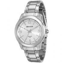 Relógio Feminino Mondaine Analógico - Resistente à Água Long Life 28682L0SVNA1
