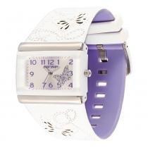 Relógio Feminino Mormaii Analógico 2035GI/8G - Branco - Único - Mormaii