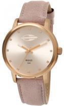 Relógio Feminino Mormaii Analógico Maui MO2035FU/2K - Mormaii