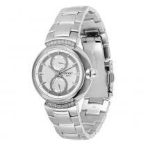 Relógio Feminino Orient Analógico FBSSM012 - Prata - Único - Orient