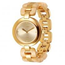 Relógio Feminino Technos Analógico 2025LTG/4D - Dourado - Único -