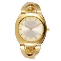 Relógio Feminino Technos Analógico 2035LQH/4X - Dourado - Único - Technos