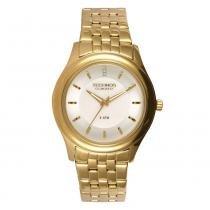 Relógio Feminino Technos Analógico 2035LUC/4K - Dourado - Único - Technos