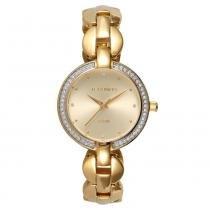 Relógio Feminino Technos Analógico 2035LVF/4X - Dourado - Único - Technos
