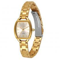 Relógio Feminino Technos Analógico 2035LVT/4X - Dourado - Único - Technos
