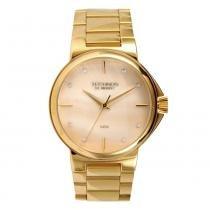 Relógio Feminino Technos Analógico 2035LWK/4X - Dourado - Único - Technos