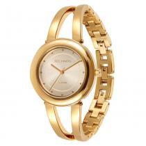 Relógio Feminino Technos Analógico 2035LXE/4X - Dourado - Único - Technos