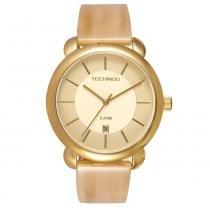 Relógio Feminino Technos Analógico 2115UP/4X - Dourado - Único - Technos