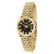Relógio Feminino Technos Riviera GL10IA/4P 28mm Aço Dourado - Technos