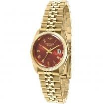 Relógio Feminino Technos Riviera GL10IC/4R 28mm Dourado - Technos