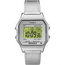 Relógio Feminino Timex Digital Casual TW2P76800WW/N -