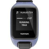 Relógio Fitness com GPS e Música TomTom Roxo - Spark Small MoS Resistente à Água