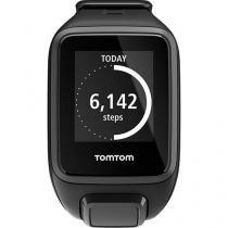 Relógio Fitness com GPS TomTom Spark Preto Small - Resistente à Água