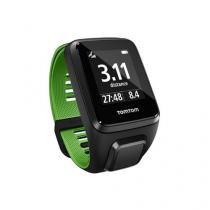 Relógio Fitness Tomtom Runner 3 Cardio Music Pequeno Com Gps -