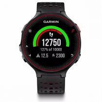 Relógio Garmin Forerunner 235 010-03717-71 Medidor Cardíaco No Pulso Preto/Vermelho -