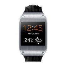 Relógio Inteligente Galaxy Gear / Display 1,63 / Bluetooth / SMS / 1.9 MP / 4GB / Preto - Samsung