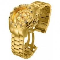 c11e763f0f5 Relógio Invicta Excursion 6471 Dourado -